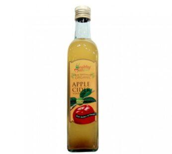 Apple Cider Vinegar, Healthy Mate, Organic 500 ml