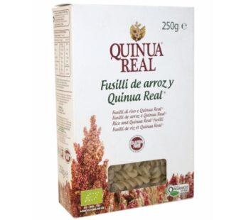 Quinoa and Rice Fusilli, Quinua Real, Gluten Free, 250g