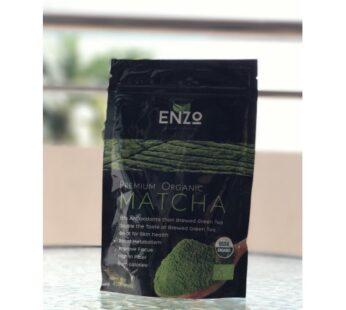 Enzo Premium Organic Matcha Powder, 113g