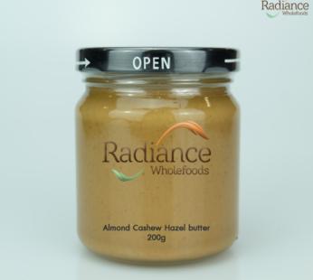 Almond Cashew Hazelnut Butter, 200gm