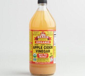 Apple cider vinegar, Organic, Bragg, 946ml