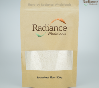 Buckwheat Flour, GMO free, 500g