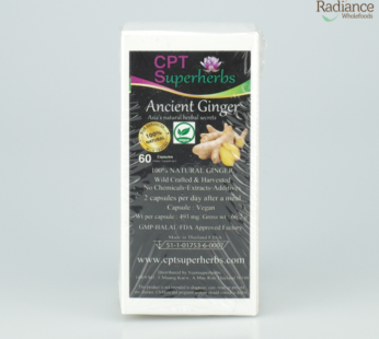 Ancient Ginger 60 Capsules, CPT Super Herbs