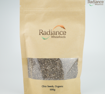 Organic Chia Seeds, 500g