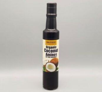 Organic Coconut Aminos, USDA Organic, 250ml