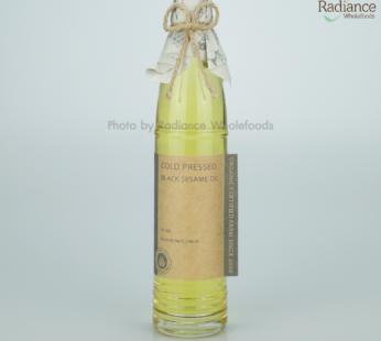 Cold Pressed black sesame oil 90 ml, 90ml
