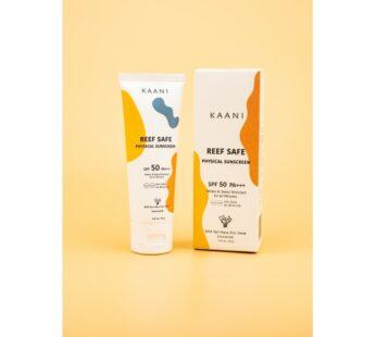 Sunscreen : KAANI ACTIVE SPF 50 PA+++