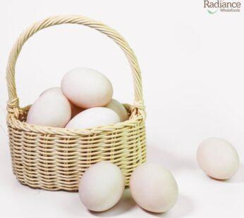 Egg, Free Range Duck egg, 10 egg