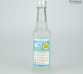 MCT Oil : 100% pure coconut MCT oil C8-135ml, HealthOLicious