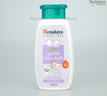 Baby Products : Himalaya Gentle baby bath, 200ml