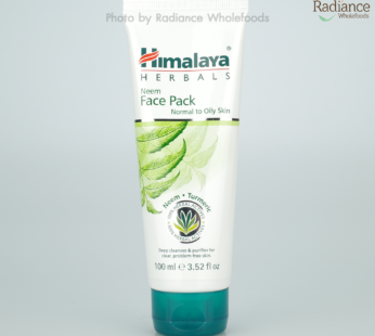 Facial : Neem Face Pack Normal to Oily skin 100ml, Himalaya Brand