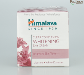 Facial : Clear complexion whitening DAY CREAM 50ml, Himalaya Brand