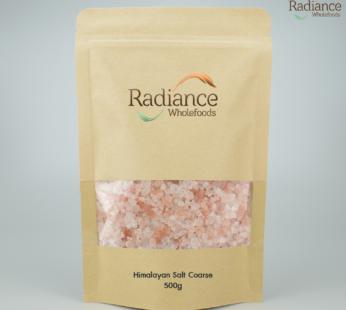 Himalayan Salt Coarse, 500gram (bulk pack for refill)