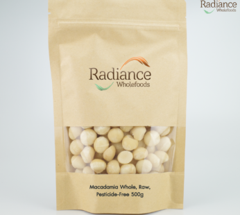 Macadamia Whole, Raw, GMO & Pesticide-Free,500g