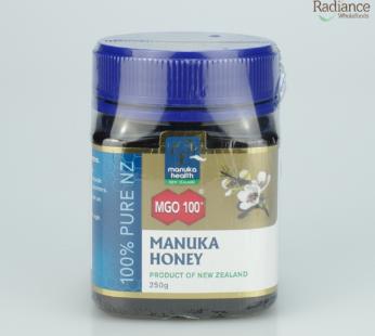 Manuka Honey MGO 100+, 250g