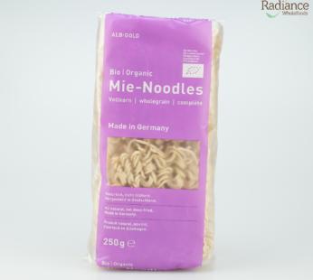 Organic Wholegrain Pasta, Mie-Noodles, Bio, Organic 250g