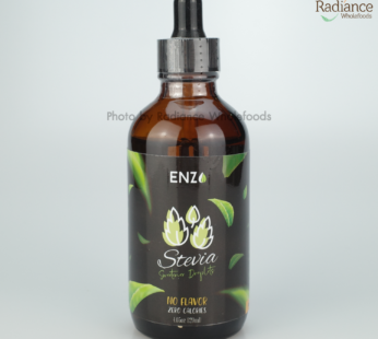 Stevia Sweetener drop, (No Favor), 120ml ENZO
