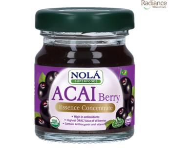 Acai Berry, Nola superfoods, 45ml 1Pcs