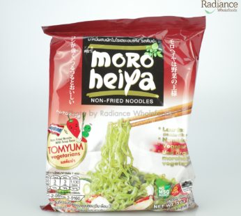 Tomyam Vegetarians, Non-Fried Noodle, Moro Heiya 85g