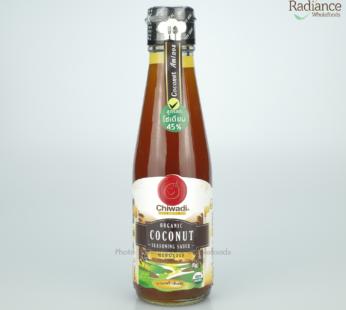 Organic Coconut Seasoning Sauce, Chiwadi Artisan 200ml