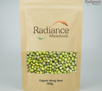 Organic Mung Bean, 500g