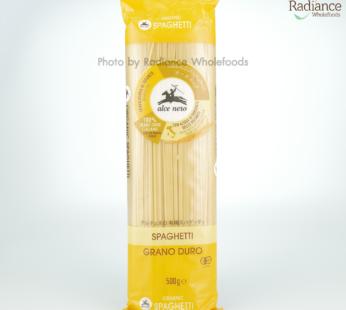 Spaghetti Grano Dura 500g, alce nero