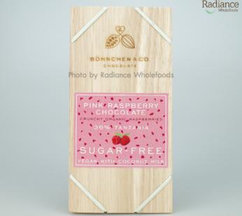 Chocolate : Pink Raspberry Chocolate 36% Tanzania