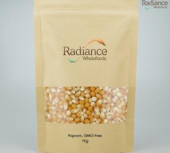 Popcorn, GMO-Free, 1 kg