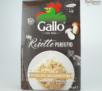 My risotto perfetto, Porcini Mushroom, Gallo Dal1856 175g