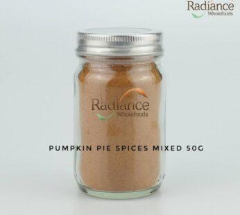 Pumpkin Pie Spice 50kg