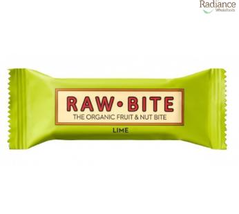 FRESH. FRUITY. LIME.,Raw Bite 50g