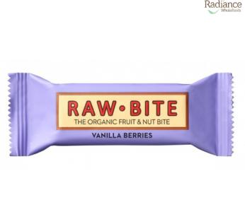 AROMATIC. FRUITY. VANILLA BERRIES.,Raw Bite 50g