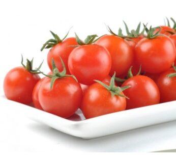 Tomato, Red Cherry มะเขือเทศเชอรี่ กลม (pesticide-free), 500g