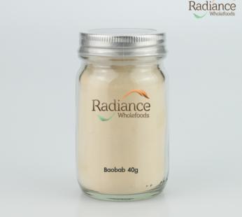 Baobab Powder, Organic 40g