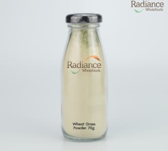 Wheat Grass Powder, Organic, 70g