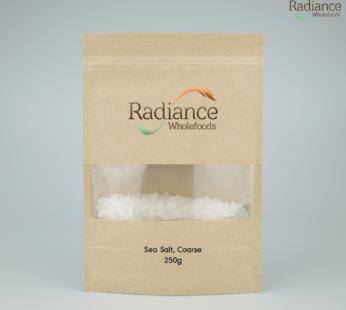 Sea Salt 250g, Coarse