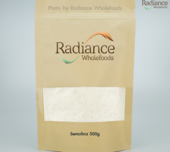 Semolina flour 500gm