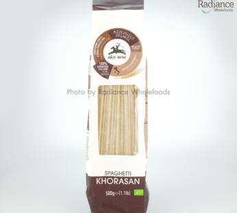 Spaghetti Khorasan 500g, alce nero