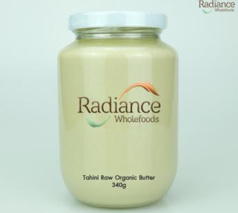 Tahini (White Sesame Paste), Raw, Organic ,Butter 340g