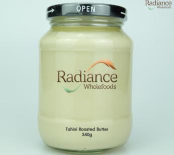 Tahini (White Sesame Paste), Roasted, Organic,Butter 340g