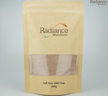 Teff Flour, GMO free, 500g
