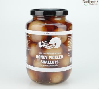 Honey Pickled shallots 480g,The Serial Pickler