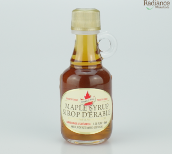 Maple Syrup Sirop D'Erable,Turkey Hill,40ml