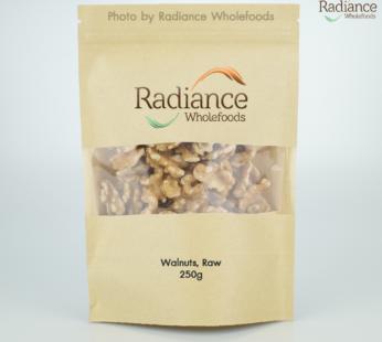 Walnuts, Raw, 250g