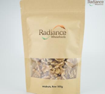 Walnuts, Raw 500g