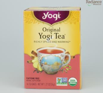 Tea: Originl Yogi Tea,Richly spiced and warming,Yogi 16 Tea bags