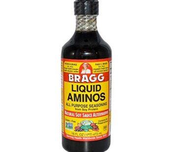 Liquid Aminos, Bragg, 16 oz (473 ml)