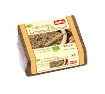 Organic Linseed Bread, 500g