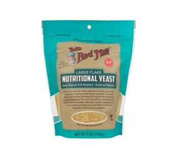 Bob 's Red Mill Nutritional Yeast Flake 142g