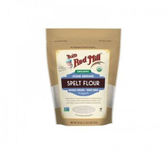 Bob's Red Mill Organic Spelt Flour 567g